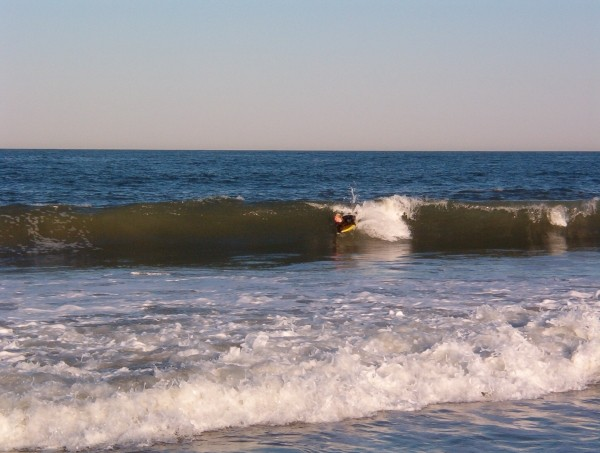 chop slop mikey revel. Delmarva, surfing photo