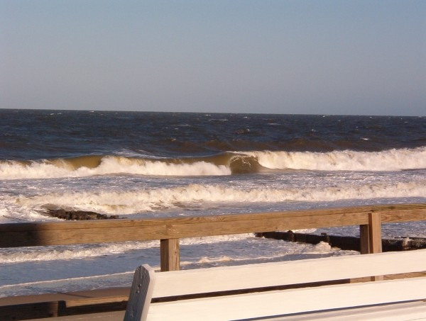 northeast winds! retarded bethany. Delmarva, surfing photo