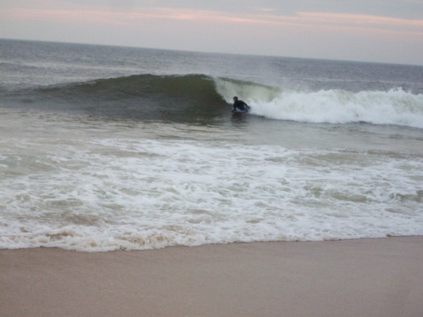 This Morn 1/24. Delmarva, surfing photo