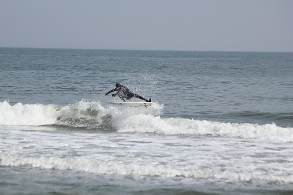 Travis Knight OCMD. Delmarva, Surfing photo