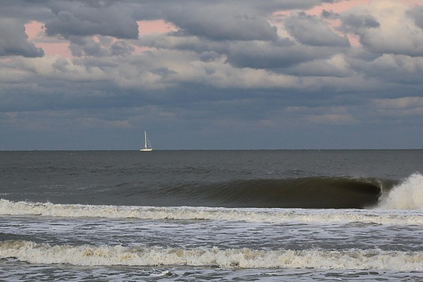 Pristine OCMD. Delmarva, Empty Wave photo