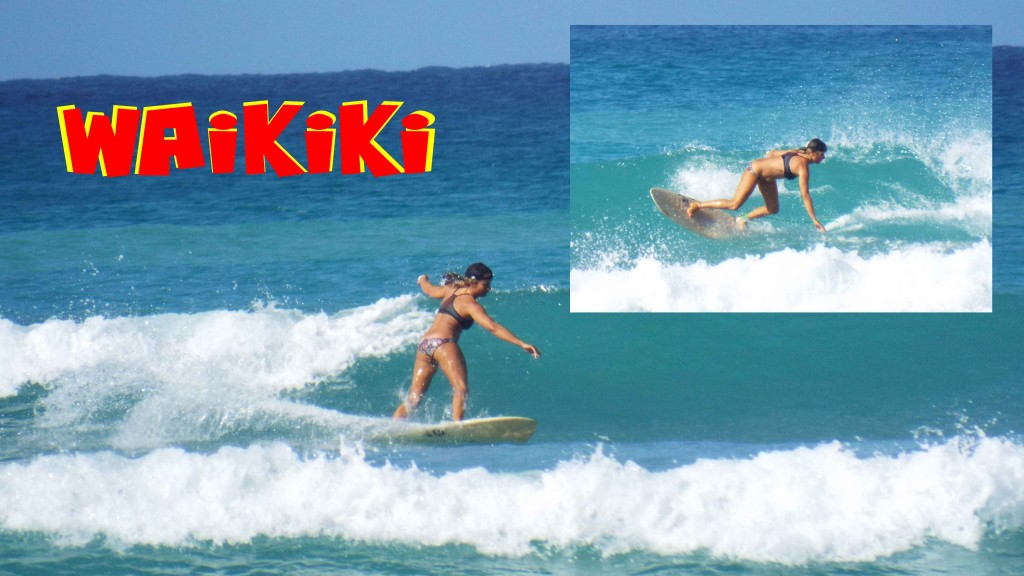 Prince Kuhio  Day. Oahu, Surfing photo