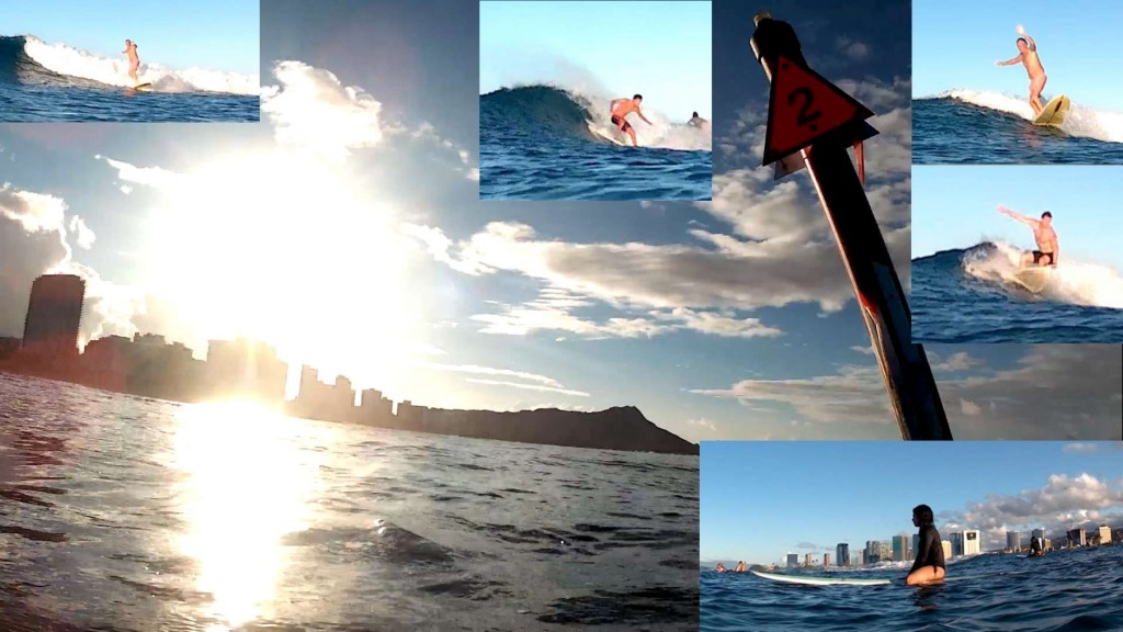 Dawn Patrol Waikiki Sept 20. Hawaii, Surfing photo