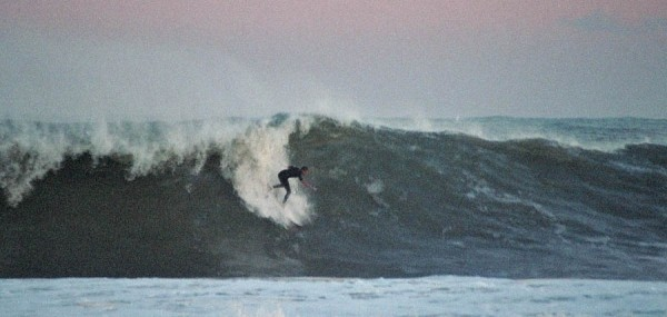 lighthouse on sunday evening. Virginia Beach / OBX, surfing photo