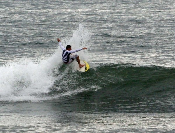 Panama another fun one. surfing photo