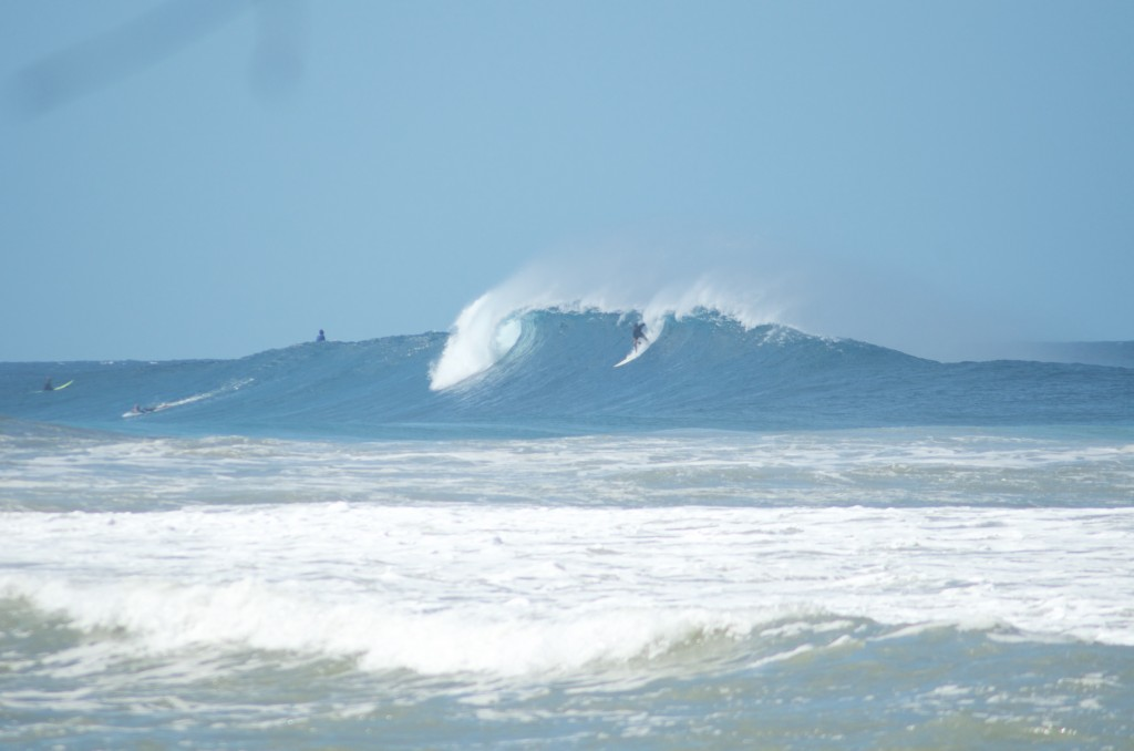 Heavy day at Tres. Puerto Rico, surfing photo