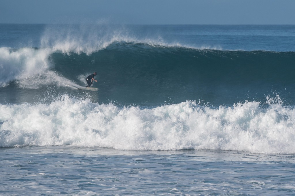 Baja Sur. Baja Sur, surfing photo