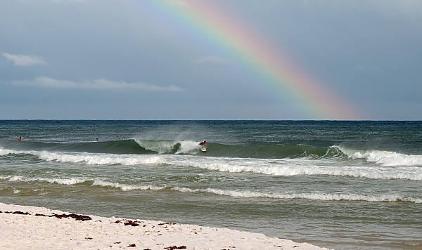 Rainbow 5-3-11 at 18th in Pensacola