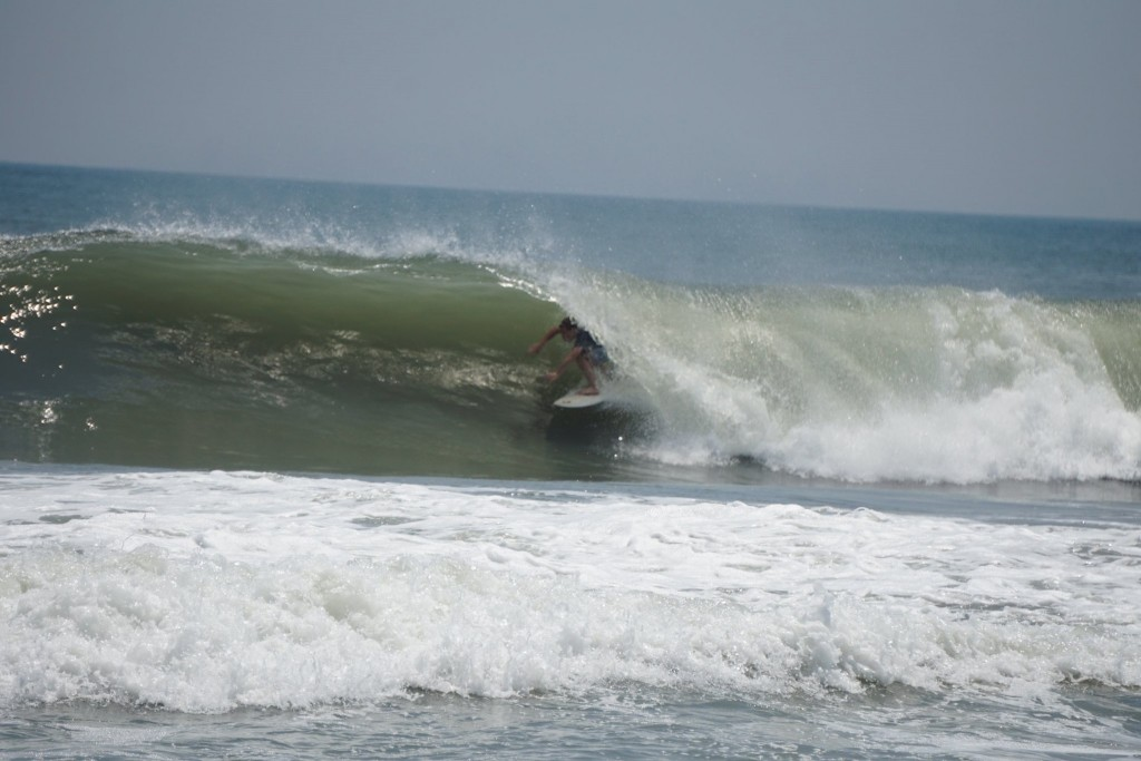 Garden city Grom Oliver Royston getting pitted deep