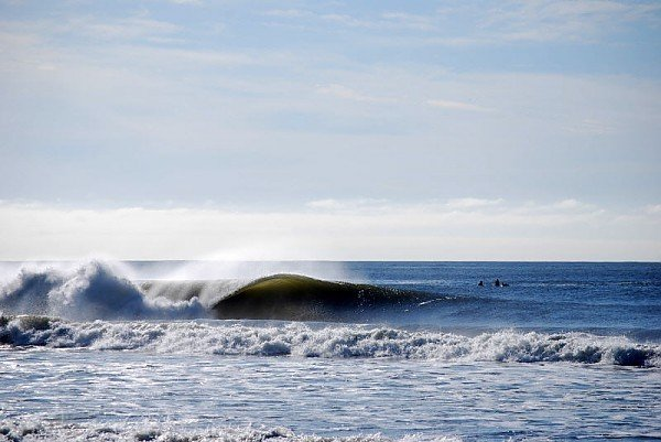 Quicksilver pro NY. New York, Empty Wave photo