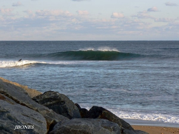 Montauk Point. New York, surfing photo