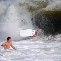 Long Island Ny  8-6-10. New York, Bodyboarding photo