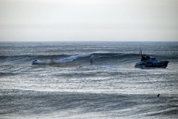 Montauk Tow In. New York, Surfing photo