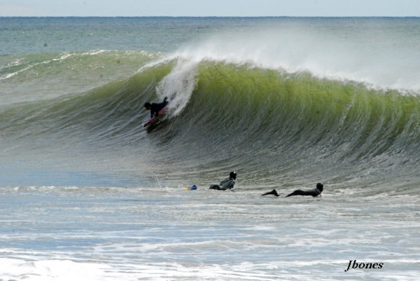 4-7-09 Tues. Mike Murphy. New Jersey, Bodyboarding photo