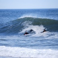 April 14th Long Island. New York, Bodyboarding photo