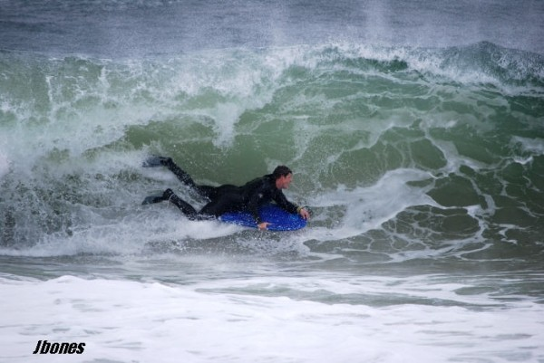 Tropical Storm Danny Richie D. New York, Bodyboarding photo