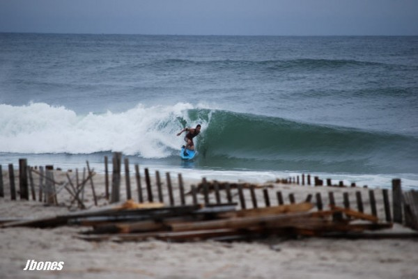 Tropical Storm Danny Tim Seif. New York, Bodyboarding photo