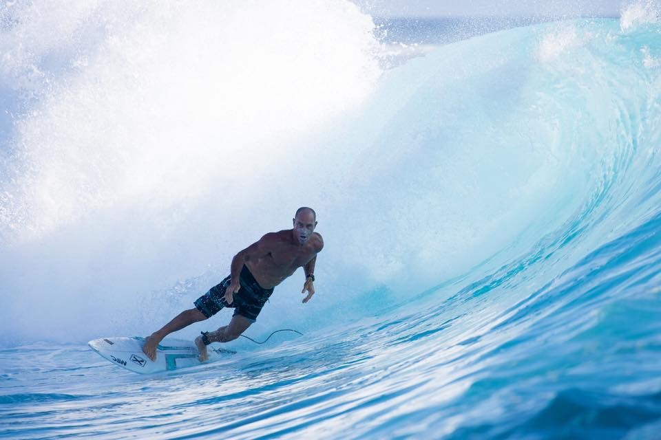 Doug Delancey. Fiji, Surfing photo