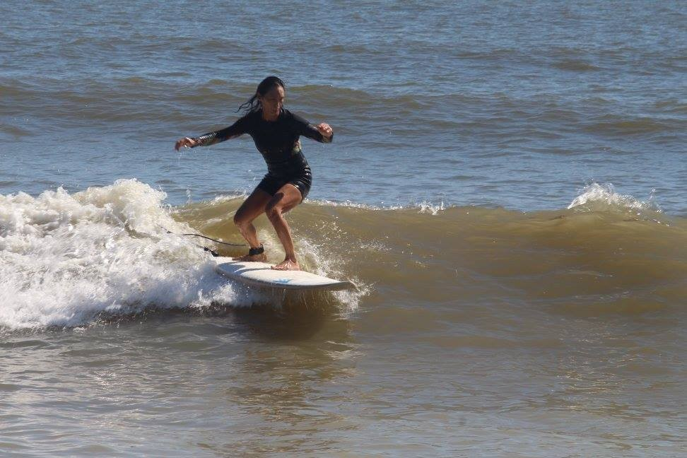 Darlene Rhode 38th Ave N.. South Carolina, Surfing photo