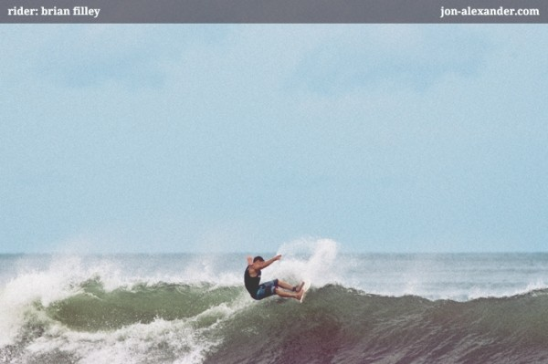 Brian Filley Slayin'. United States, Surfing photo