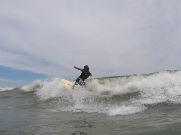 me1. New Jersey, surfing photo