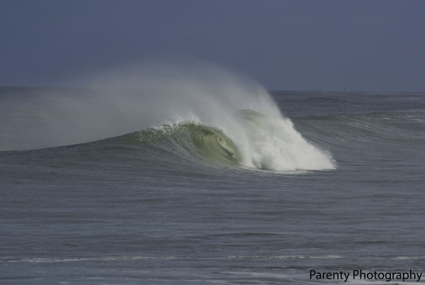 Nj 3/24/11. New Jersey, Empty Wave photo