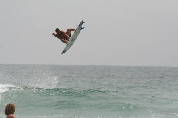 WB extra shot of Tow-in!. Southern NC, surfing photo