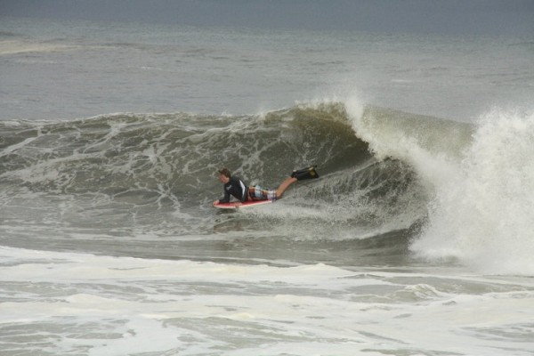 Georgica Jetty bodyboarding 9/17/10. New York, Bodyboarding photo