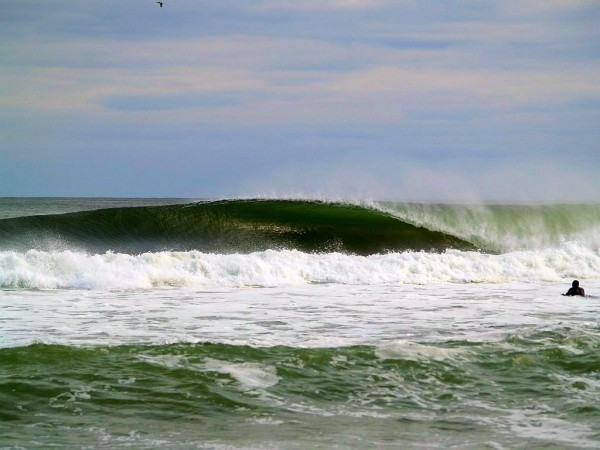 Ernesto Ernesto at Squan!. New Jersey, surfing photo