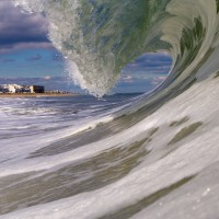 Uranus. Delmarva, surfing photo