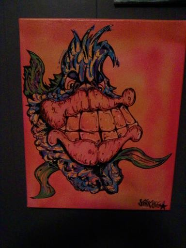 Paint Pen Art for sale if anyone interested or comment