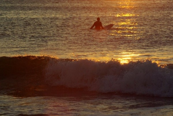 it's the simple things.... New Jersey, surfing photo