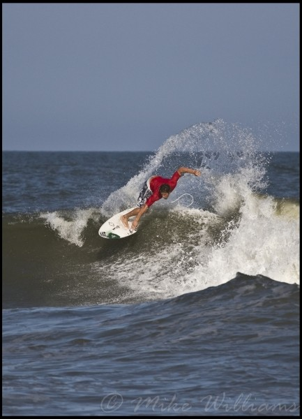 Vincesprayjpg. Delmarva, surfing photo