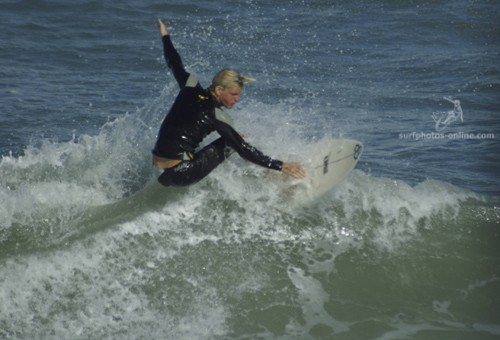 power slasher Satellite Beach local. South Florida, surfing photo