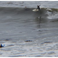 Cutback. San Francisco, Surfing photo