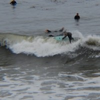 Floater. San Francisco, Surfing photo