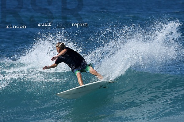 Tyler Clazey in Rincon. Delmarva, Surfing photo