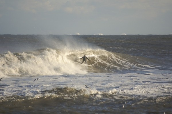 12/20 Hatteras. Virginia Beach / OBX, Surfing photo