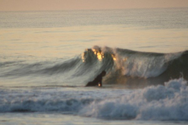 Dawn Patrol. New Jersey, Surfing photo