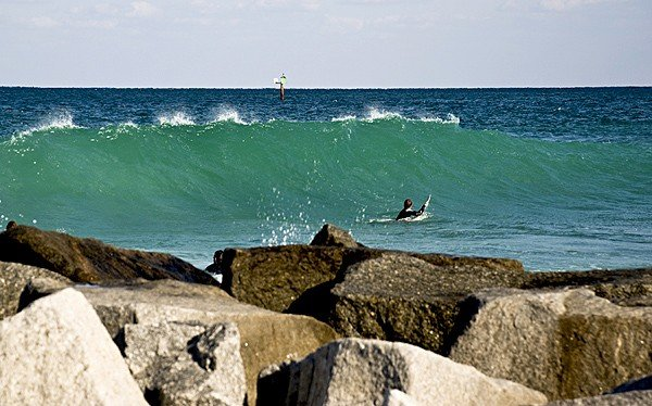 Surf Late.. South Florida, surfing photo