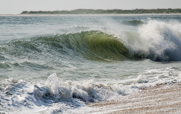 Vilano. South Florida, Empty Wave photo
