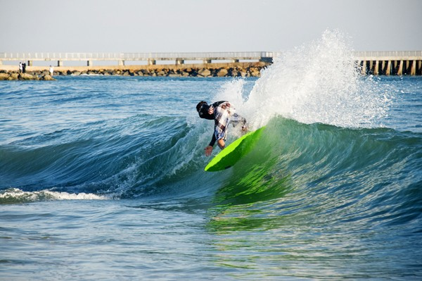 Sebastian Inlet. Central Florida, Surfing photo
