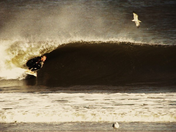 shacking guhls monmouth beach. New Jersey, Surfing photo