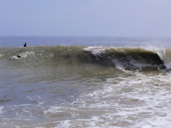 Draining Delmarva. Delmarva, surfing photo