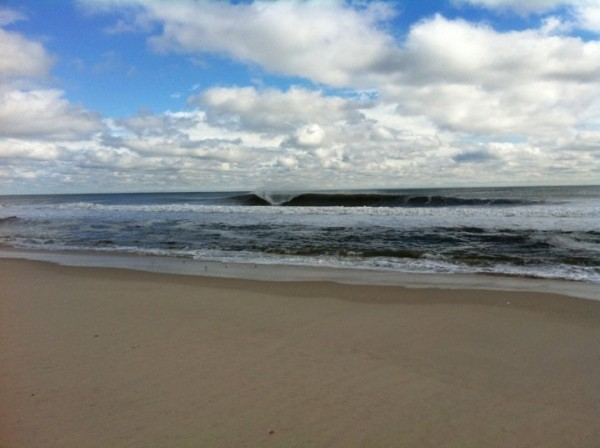 11/5/10 Jersey Peeler. New Jersey, Empty Wave photo