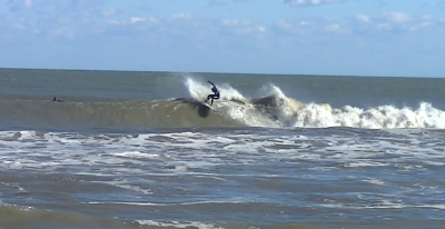 Cold NC. Virginia Beach / OBX, Surfing photo