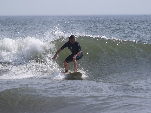 Jason Olenio in Seabrook NH. Northern New England, Surfing photo
