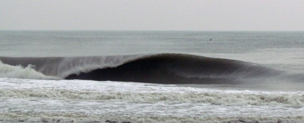 1-27-11. Delmarva, Empty Wave photo