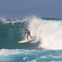 wilderness pr. Puerto Rico, Surfing photo