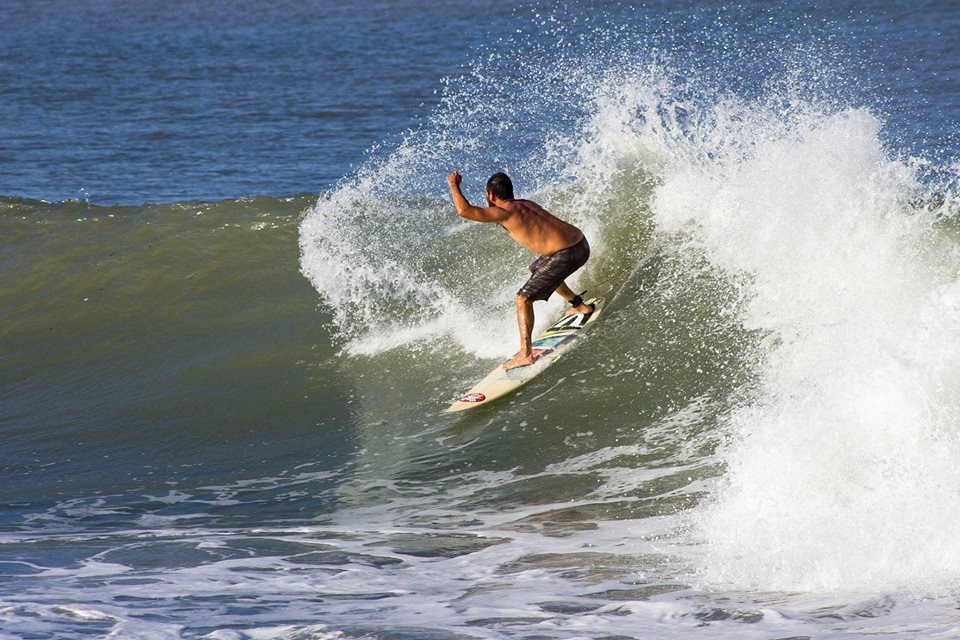Mexico North Gulf, surfing photo
